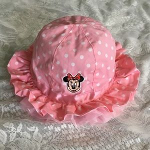 Minnie's Tutu Sun Hat